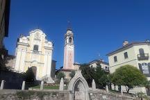 Collegiata della nativita di Maria Vergine, Arona, Italy