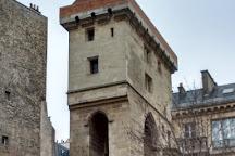 La Tour Jean Sans Peur, Paris, France
