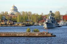 Kronstadt, St. Petersburg, Russia