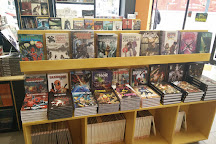 Comics Zone, Lyon, France