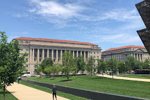 National Museum of African American History and Culture, Washington DC, United States