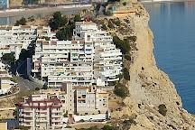 Torre el Aguilo, Villajoyosa, Spain