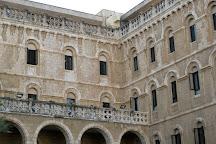 Pontifical Institute Notre Dame of Jerusalem Center - The Shroud Exhibition, Jerusalem, Israel