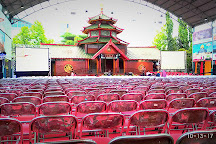 Muhammad Cheng Hoo Mosque, Surabaya, Indonesia