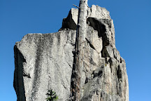 Castle Crags State Park, Castella, United States
