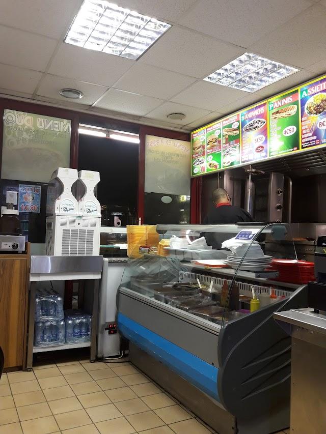 King Food Kebab Panini Crepe