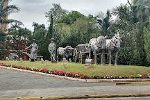 Praca de Torgelow - Torgelowerplatz, Pomerode, Brazil