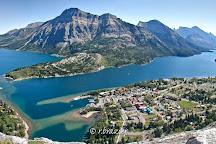 Waterton Village, Waterton Lakes National Park, Canada