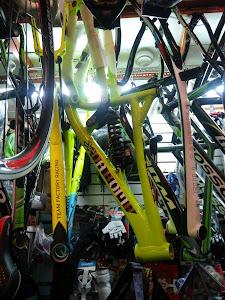 El Piñon Loco - Taller de bicicletas 5