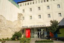 Museo Patio Herreriano de Arte Contemporaneo Espanol, Valladolid, Spain