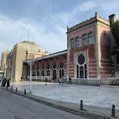 Железнодорожная станция  Istanbul Bariam