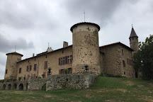 Chateau de Saconay, Pomeys, France