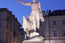 Monumento a Guglielmo Pepe, Turin, Italy