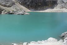 Antermoia Lake, Mazzin, Italy