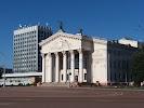Площадь Ленина на фото Гомеля
