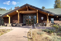 Kohm Yah-mah-nee Visitor Center, Lassen Volcanic National Park, United States