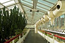 Palacio de Cristal de la Arganzuela, Madrid, Spain