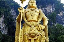 Lord Murugan Statue, Kuala Selangor, Malaysia