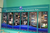 North Carolina Aquarium on Roanoke Island, Manteo, United States