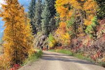 Okanagan Rail Trail, Vernon, Canada
