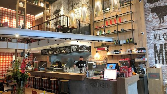 Burger Bar Den Haag