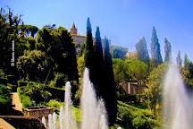 Fontana dei Draghi, Civita Castellana, Italy