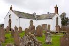 Ruthwell Cross at the Ruthwell Church
