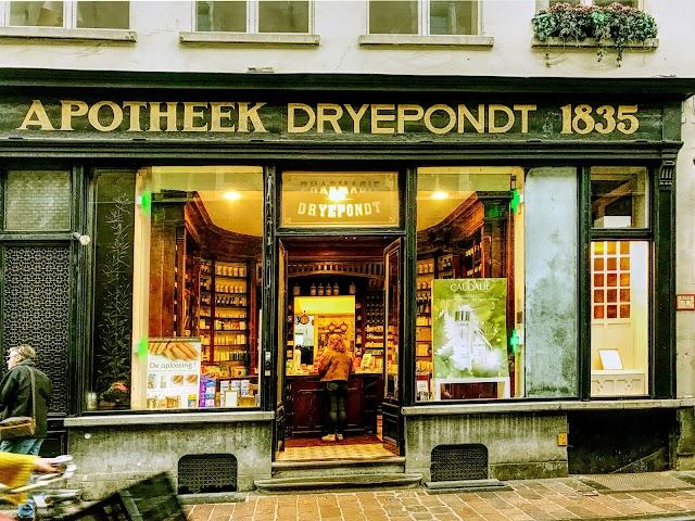 Pharmacy Baert S.