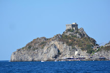 Torre del Capo di Conca, Conca dei Marini, Italy