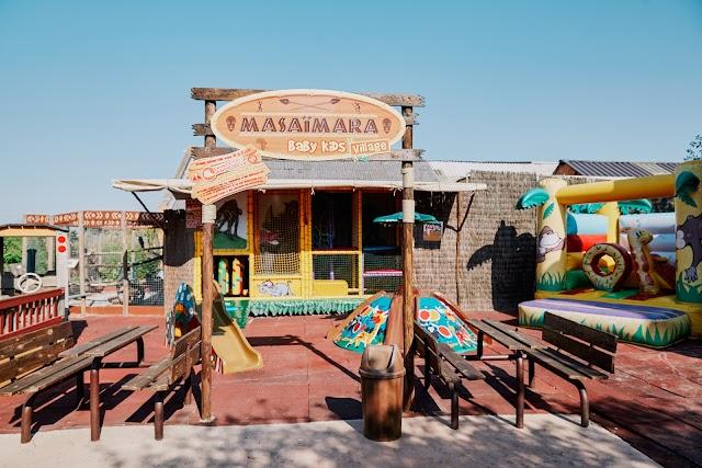 Jungle Tiki Bar