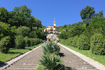 Sanctuary of Madonna of Bosco, Imbersago, Italy