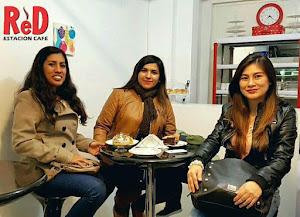 RED Estación Café 9
