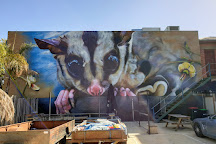 Visit Benalla Street Art, Benalla, Australia