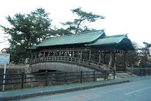 Sayabashi Bridge, Kotohira-cho, Japan