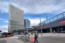 Железнодорожная станция  Wien Hbf