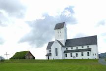 Skalholt Cathedral, Fludir, Iceland