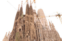 Placa de Gaudi, Barcelona, Spain
