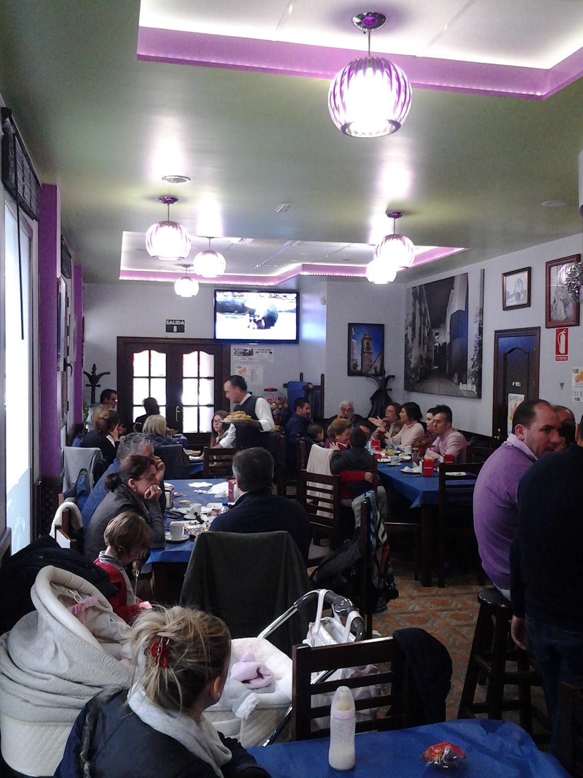 Bar Cafeteria El Castillo