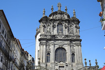 Igreja de Sao Pedro dos Clerigos, Porto, Portugal