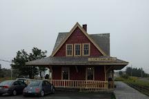 Sydney and Louisbourg Railway Museum, Louisbourg, Canada