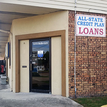All-State Credit Plan, LLC Payday Loans Picture