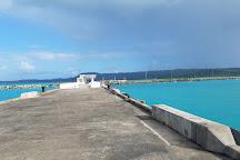 Mosquito Pier, Isla de Vieques, Puerto Rico
