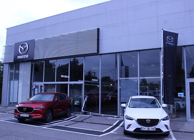 Mazda - Auto Réal Group Toulouse