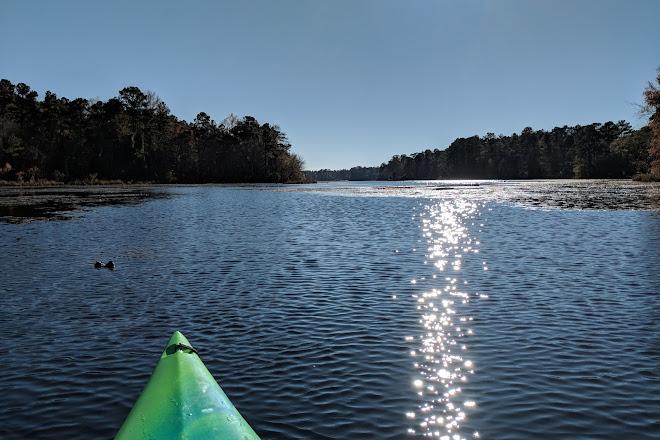Lake Rim Park, Fayetteville, United States