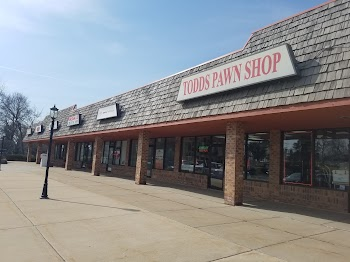 Todds Pawn Shop Payday Loans Picture