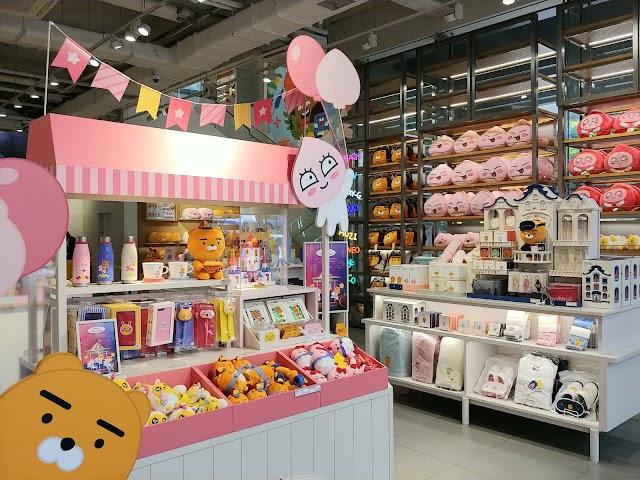 Kakao Friends Flagship Store - Hongdae