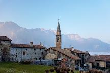 Chiesa Parrocchiale dei Santi Fosca e Maura e Osvaldo Re, Frisanco, Italy
