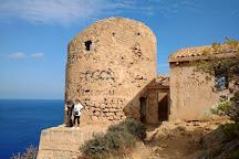 Torre Cala en Basset, Sant Elm, Spain