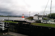 Crinan Canal, Argyll and Bute, United Kingdom