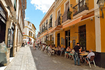 Barrio Santa Cruz, Seville, Spain